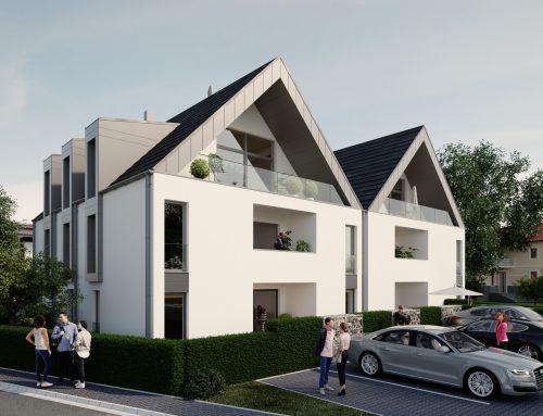 Mehrfamilienhaus in Großostheim, 2017