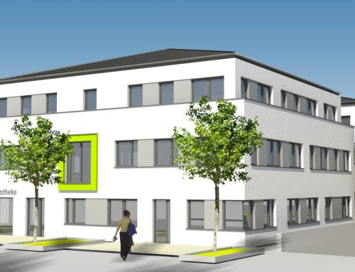 Gesundheitszentrum in Erlenbach, 2015