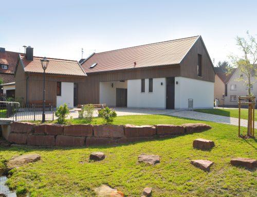 Tor- und Backhaus in Hofstetten, 2013