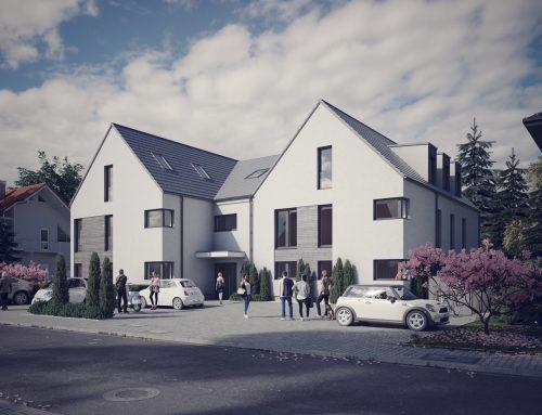 Mehrfamilienhaus 2018, Erlenbach am Main