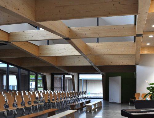 Aula, Josef-Anton-Rohe Schule, Kleinwallstadt 2017