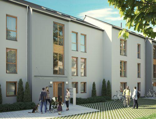 Mehrfamilienhaus mit 16 Wohneinheiten, Wörth am Main