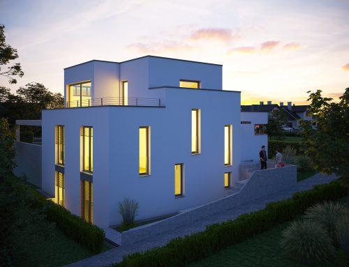 Sanierung und Umbau eines Einfamilienhauses, Obernburg am Main