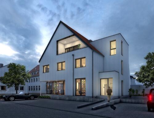 Geschäftshaus 2021, Elsenfeld