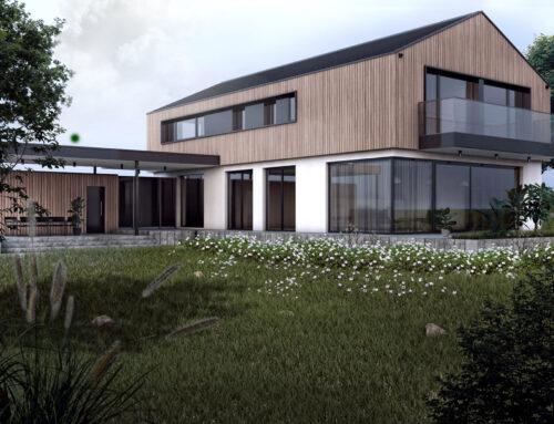 Einfamilienhaus 2021, Eichelsbach